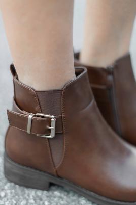 Boots - Suna brun