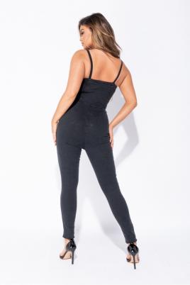 Jumpsuit - Betty svart