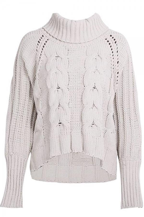 Genser - North Exclusive Sweater Beige