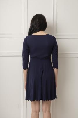 Kjole - Elanor blå