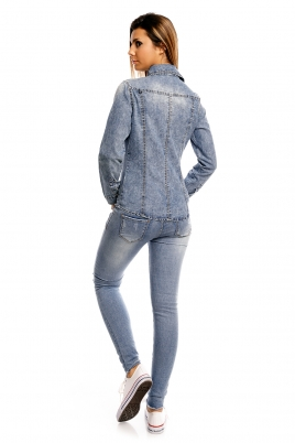 Skjorte - Jannike blå