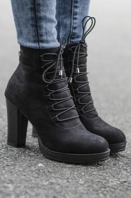 Boots - Susanna svart