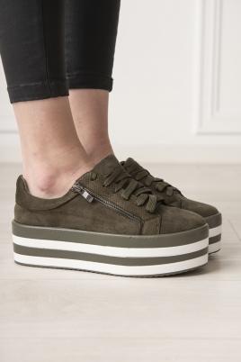 Sneakers - Eilis grønn