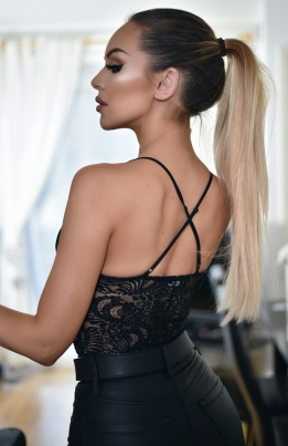 Body - Taylor svart