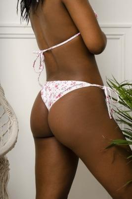 Bikinitruse - Piper hvit