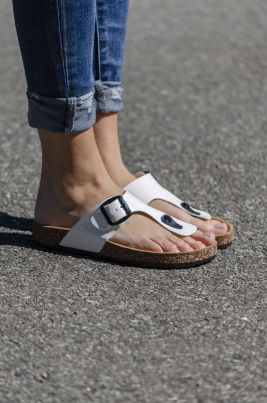 Sandaler - Lucy hvit