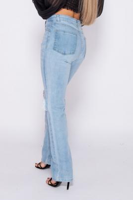 Jeans - Marguerite blå