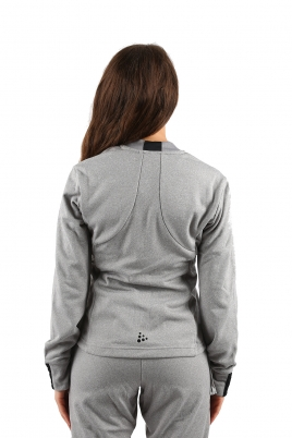 Craft - Pep Loose Jacket W Grey Melange