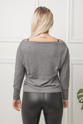 Genser - Ellie grå