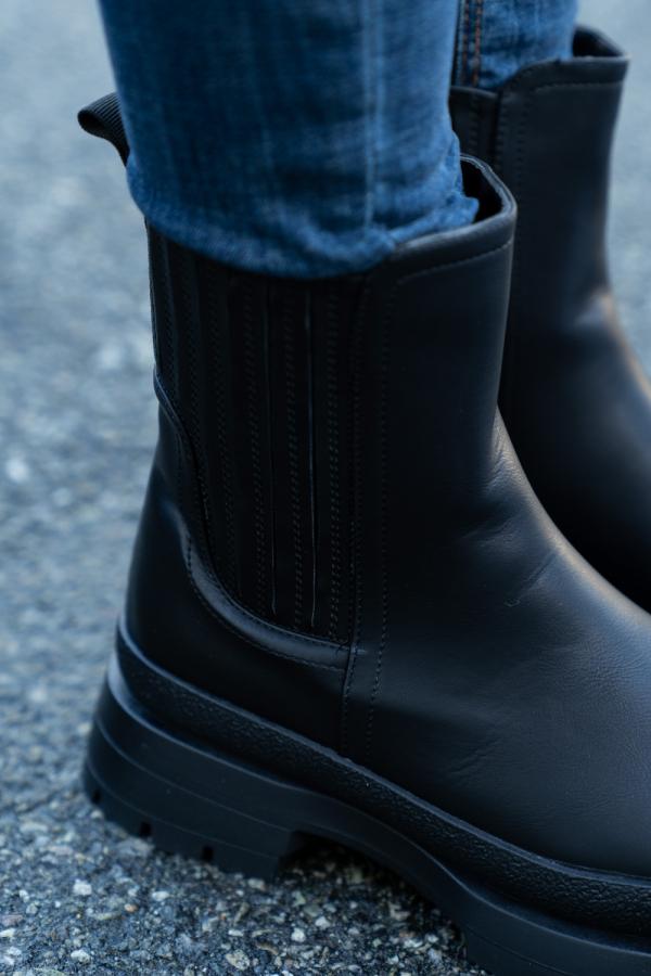 Boots - Silje svart