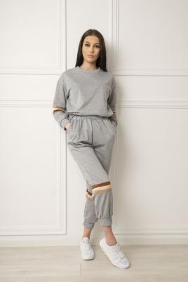Overall - Amina grå