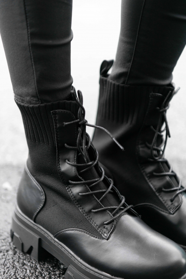 Boots - Marianne svart