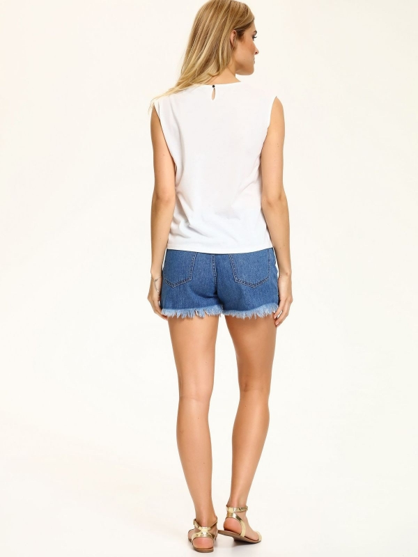 Shorts - Ariana blå