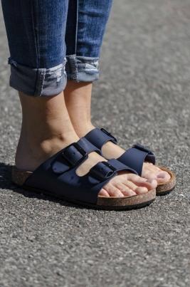 Sandaler - Ivy blå