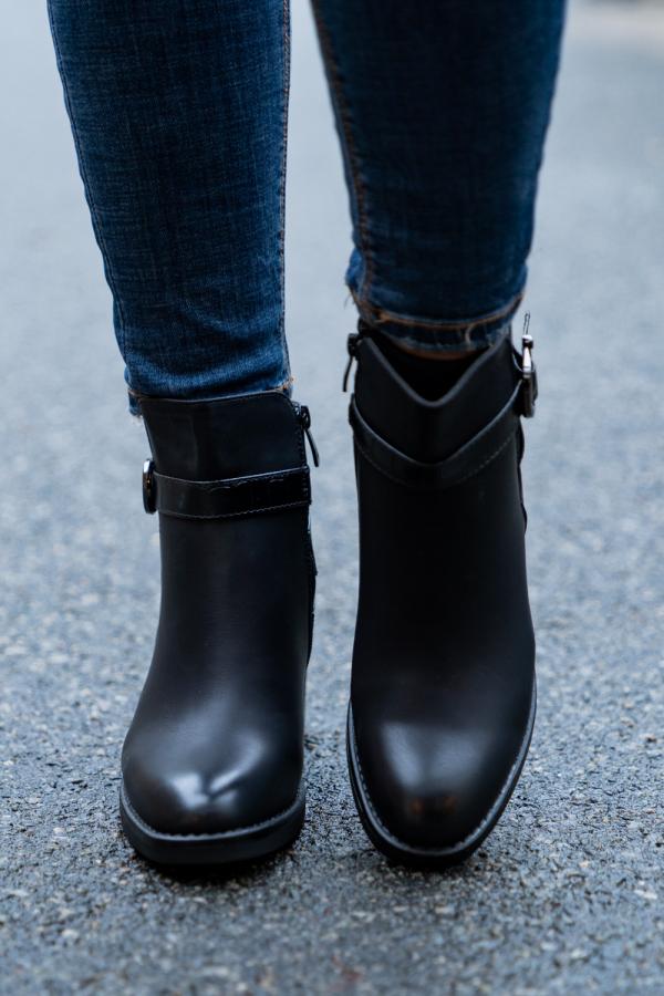 Boots - Olivia svart