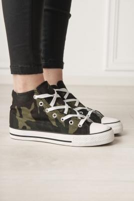 Sneakers - Amy grønn