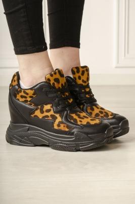 Sneakers - Amber brun