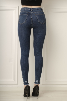 Jeans - Zoe blå