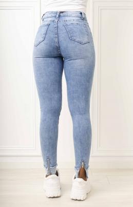 Jeans - Mona blå