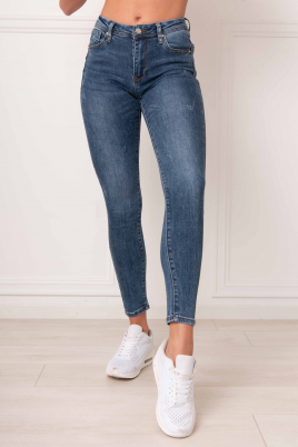 Jeans - Ane blå