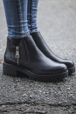 Boots - Lilly svart