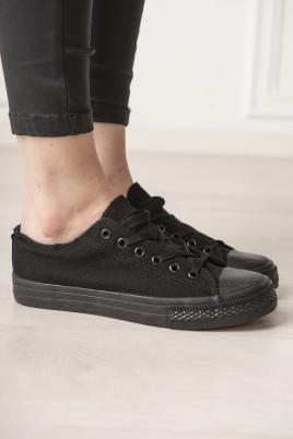 Sneakers - Tessa svart