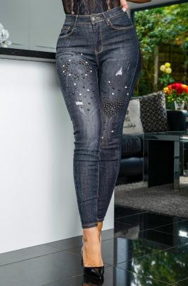 Jeans - Perrie svart