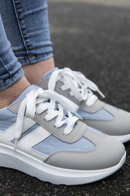 Sneakers - Eivor blå
