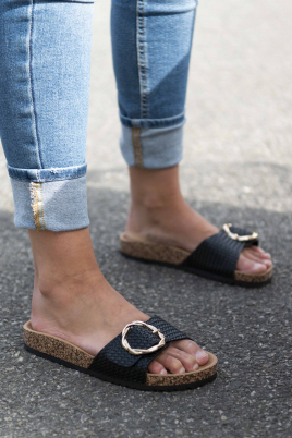 Sandaler - Birte svart