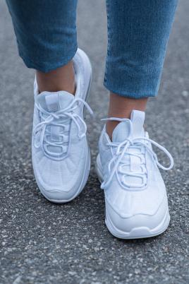 Sneakers - Maria hvit