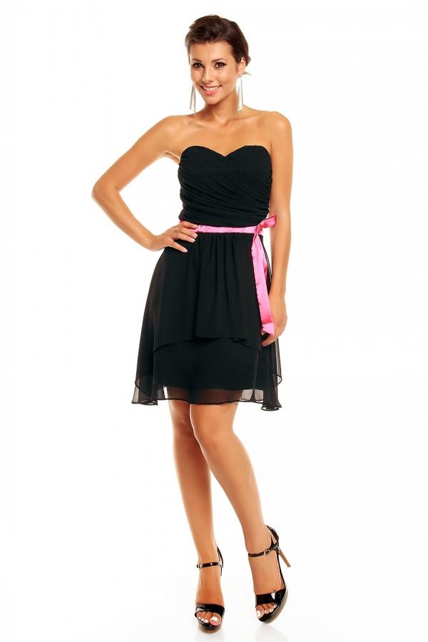Kjole - Mandy svart