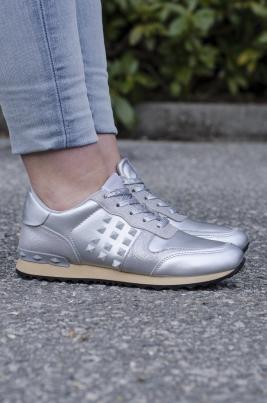 Sneakers - Emilia Grå