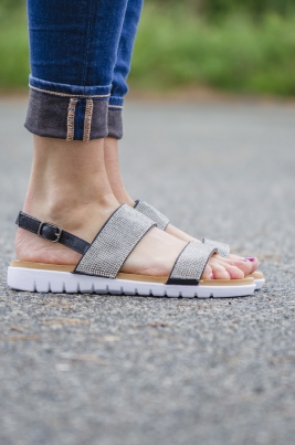 Sandaler - Liv svart