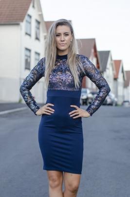 Kjole - Freya Special Edition Blå