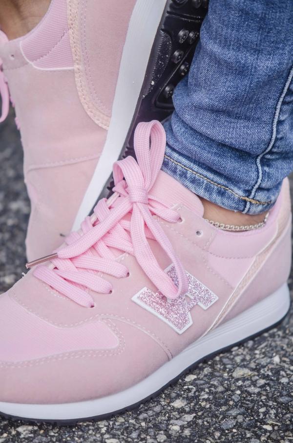 Sneakers - Mira Pink New 2018