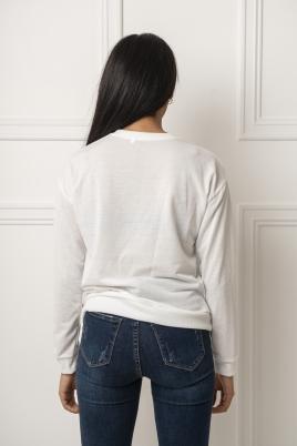 Genser - Serine hvit