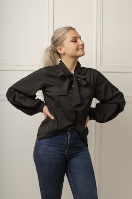 Skjorte - Mina svart