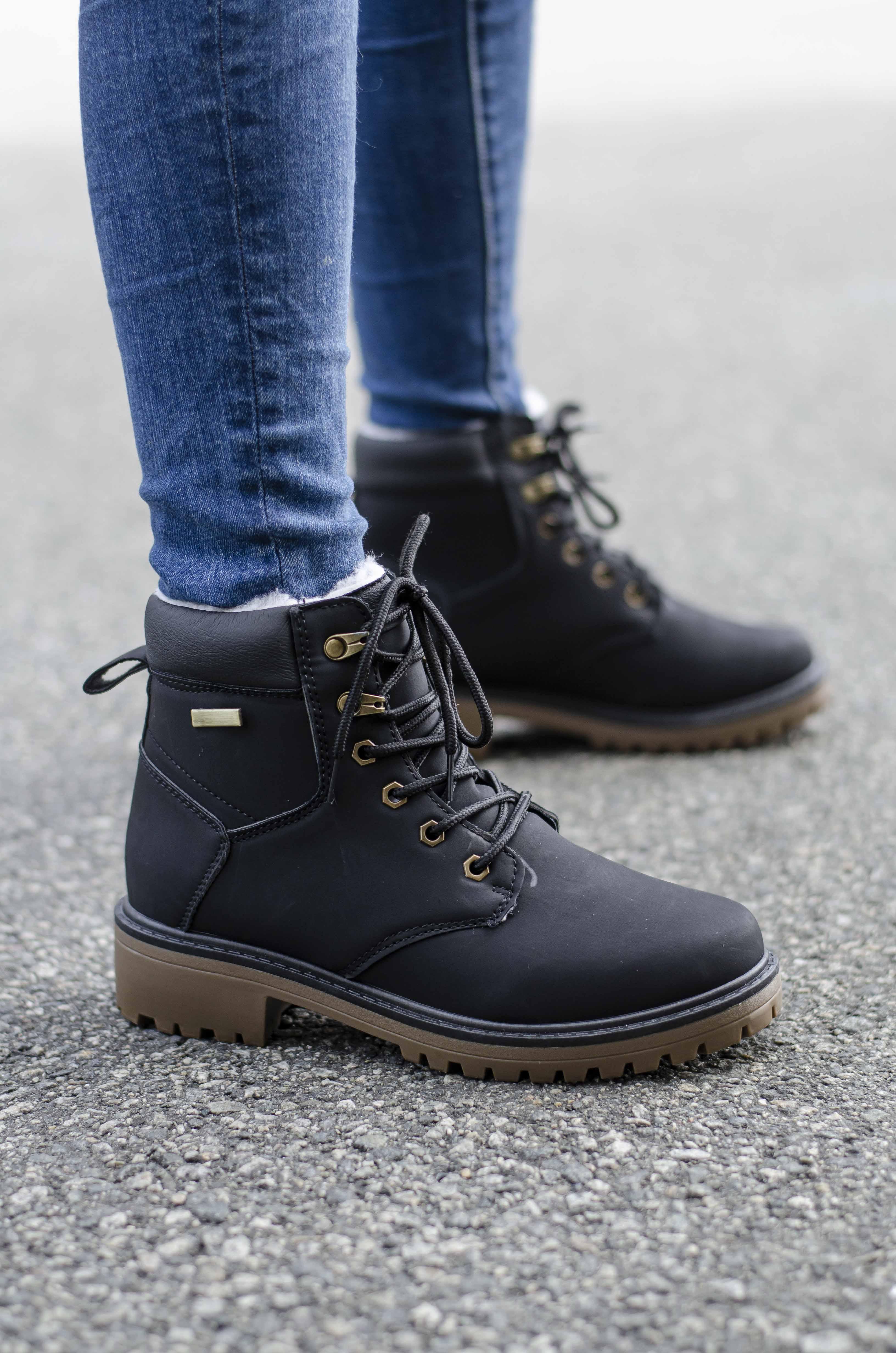 Motehus AS Boots Amanda svart