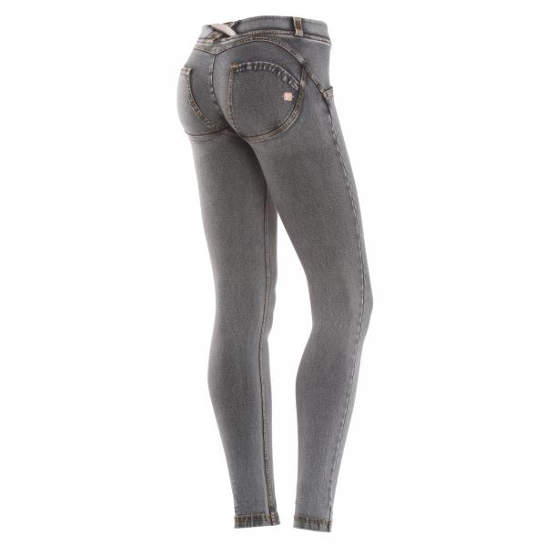 Jeans - Freddy WR.UP® Skinny Low Waist Grey Denim (J3Y)