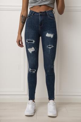 Jeans - Joslyn blå