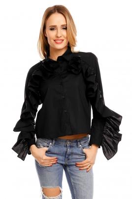 Skjorte - Lotta svart