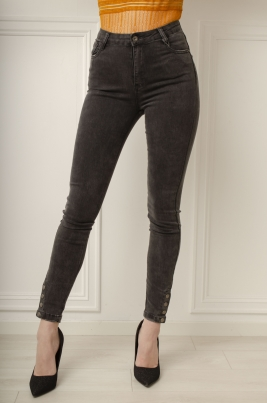 Jeans - Caroline grå
