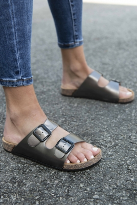 Sandaler - Ivy grå