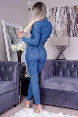 Jumpsuit - Maria blå
