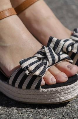 Sandaler - Cara svart