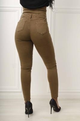 Jeans - Trine oker