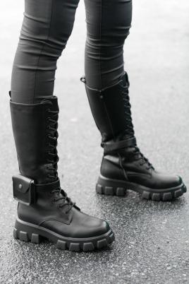 Boots - Dina svart