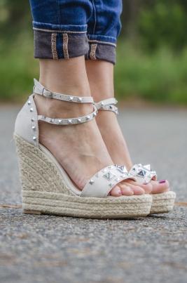 Sandaler - Madelen beige