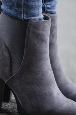 Boots - Guro grå