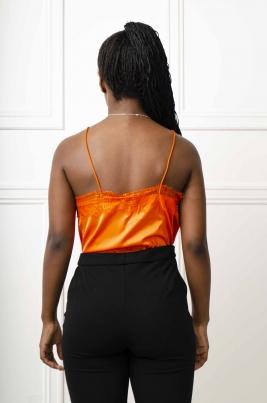 Topp - Ivy oransje